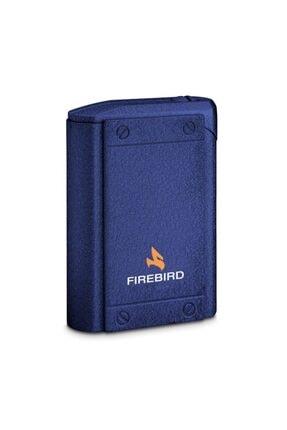 FireBird Wildcat Masa 3 Alev Puro Çakmağı Blue