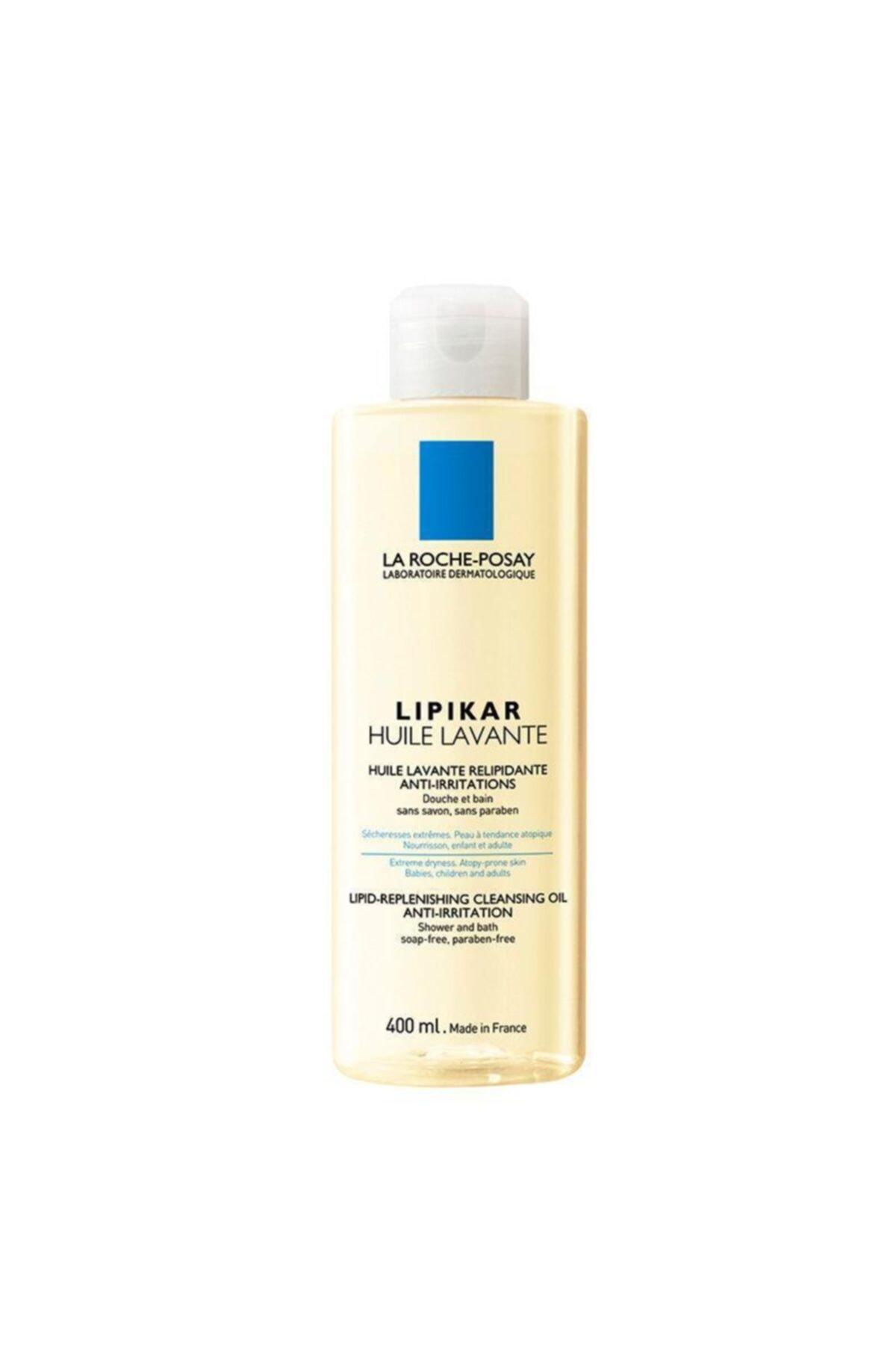 La Roche Posay Lipikar Huile Lavante Cleansing Oil - Vücut Yıkama Yağı 400ml 1