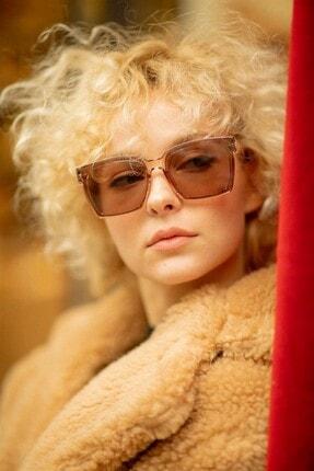 Bilge Karga Kadın Betty Nude Güneş Gözlüğü