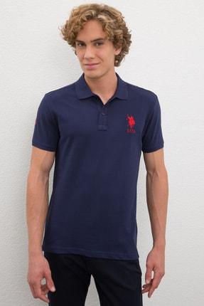 U.S. Polo Assn. Lacıvert Erkek T-Shirt