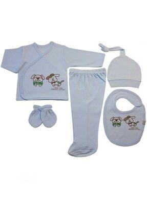 Misket Bebe Organic 5 Li Hastane Çıkışı