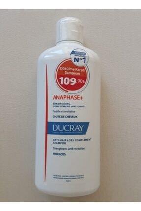 Ducray Anaphase+ 400 Ml Saç Dökülme Karşıtı Şampuanı