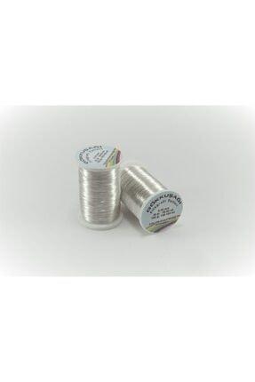 Dekorobi Gümüş Kaplama Filografi Teli (50 Gr)