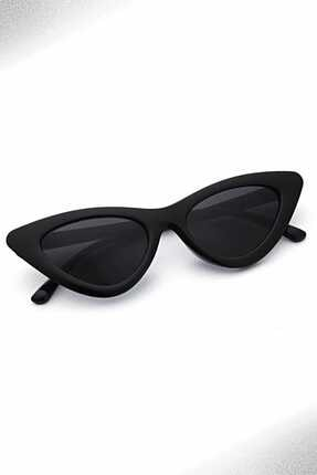 Aqua Di Polo 1987 Kadın Siyah Cat Eye Güneş Gözlüğü Pld17b198501