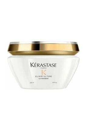 Kerastase Elixir Ultime Parlaklık Maskesi - Le Masque 200 ml 3474636614172