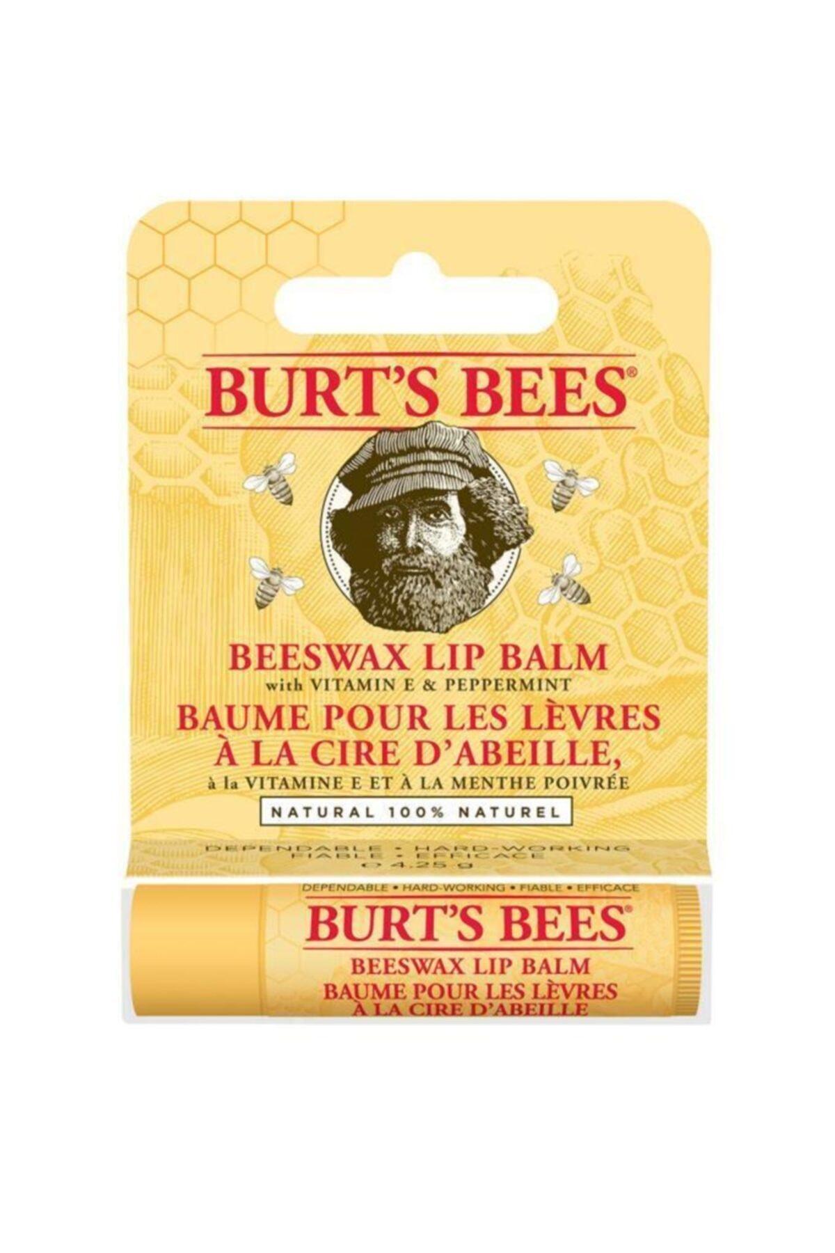 Burts Bees Beeswax + Bal Aromalı Dudak Bakım Kremi Avantaj Seti 2