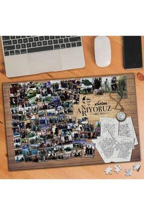 Asilmeydan Atatürk Anı Panosu 240 Parça Puzzle Yapboz-8885456