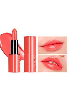 Missha Uzun Süre Kalıcı ve Nem Bitişli Tint Dare Rouge Sheer Sleek (02 Warning Sign)8809643524308