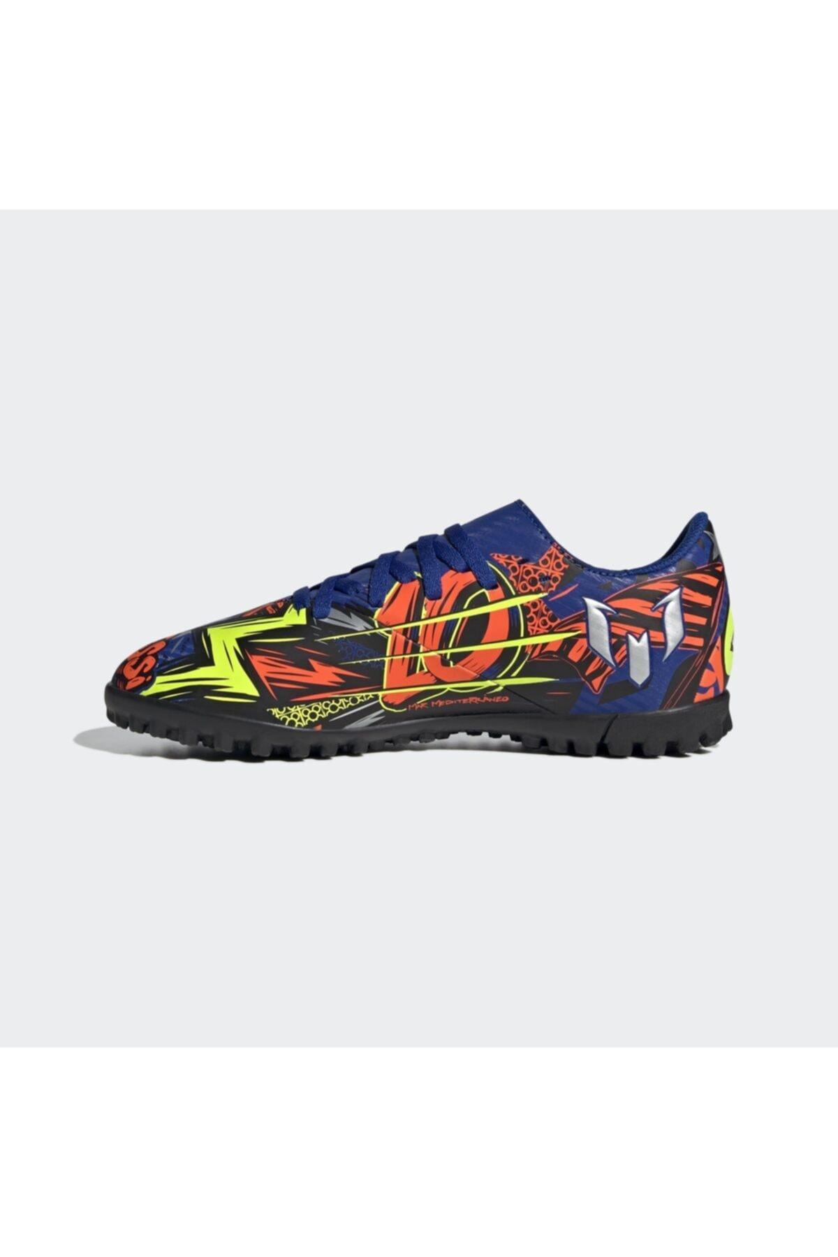 adidas Erkek Messi Halı Saha Ayakkabısı 2