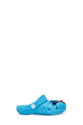 Akınal Bella Çocuk Mavi Sandalet