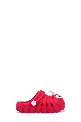 Akınal Bella Çocuk Kırmızı Sandalet E082b00