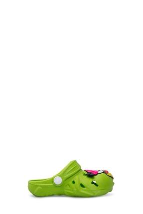 Akınal Bella Unisex Çocuk Fıstık Yeşil  Sandalet