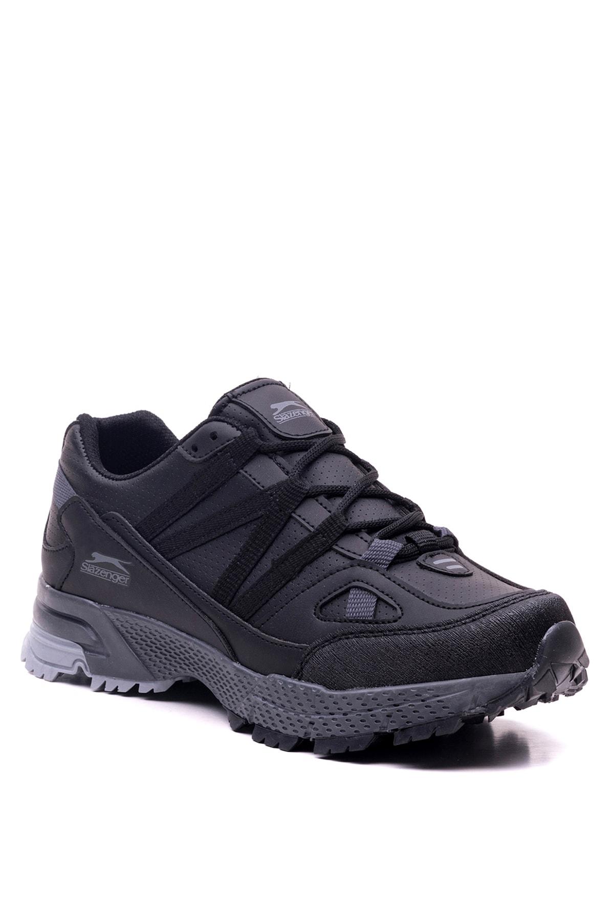Slazenger Arasta Koşu & Yürüyüş Kadın Ayakkabı Siyah 2