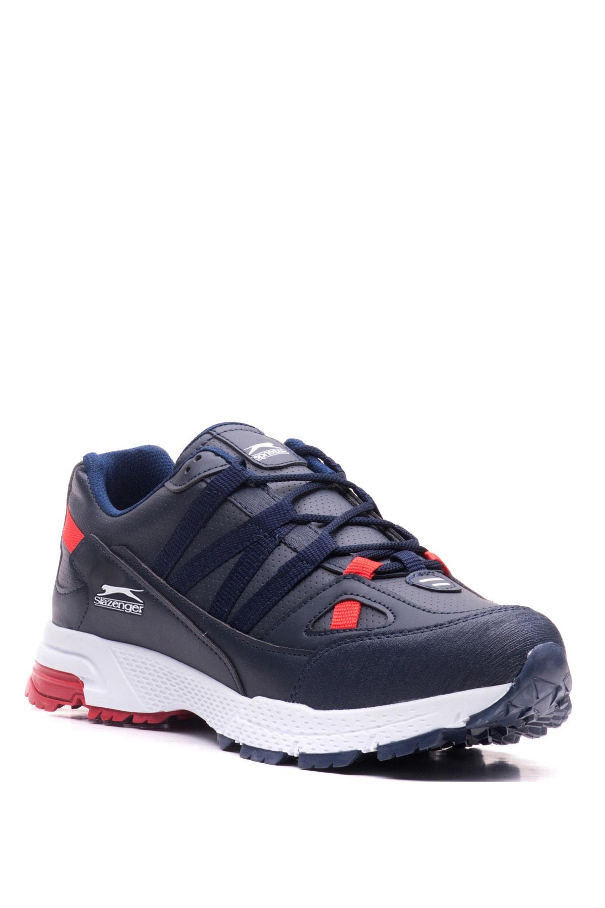 Slazenger Arasta Koşu & Yürüyüş Kadın Ayakkabı Lacivert 2