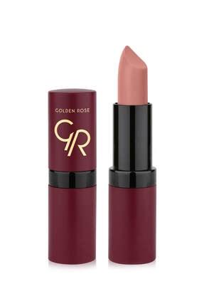 Golden Rose Velvet Matte Lipstick No: 01 Mat Ruj  8691190466015
