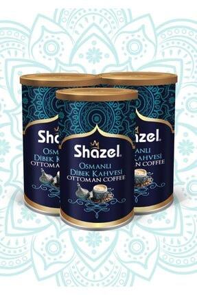 Shazel Osmanlı Dibek Kahvesi- 3 Adet X 250gr.