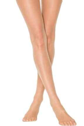Penti Kadın 3'lü Paket Ten Rengi Süper 15 Den Mat Ince Külotlu Çorap