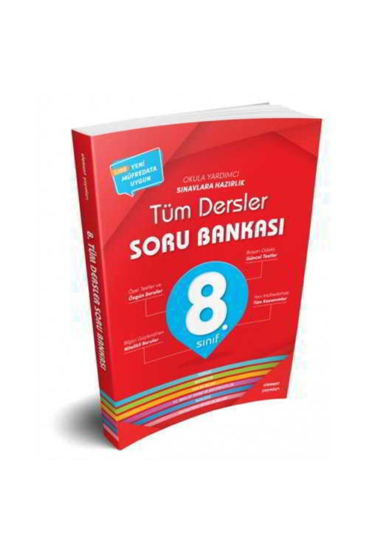 Element Yayınları 8.sınıf Tüm Dersler Soru Bankası 1
