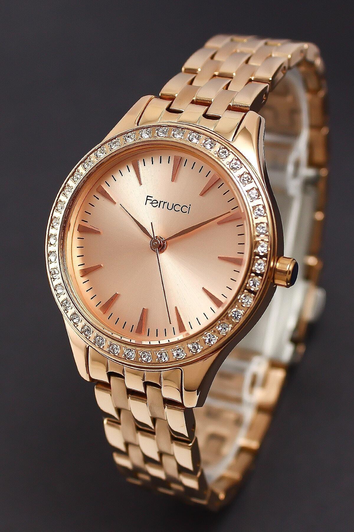 Ferrucci Kadın Kol Saati Fc.12241m.01 1