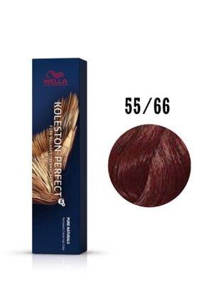 Wella Koleston Perfect Me+ 55/65 Kızıl Cennet Saç Boyası 60 ml