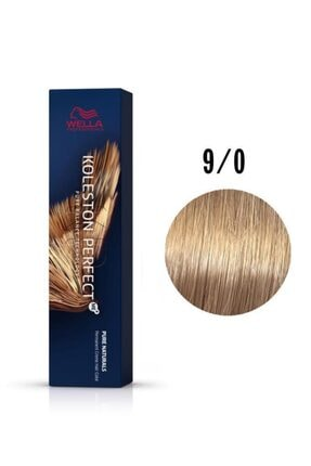 Wella Koleston Perfect Me+ 9/0 Platin Saç Boyası 60 ml