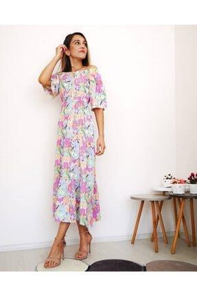 Beyaz Quzu Kadin Gunluk Elbise Modelleri Fiyatlari Trendyol