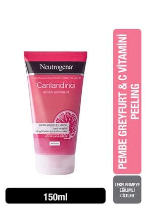 Neutrogena Visibly Clear Limited Edition Pembe Peeling Jel 150 Ml