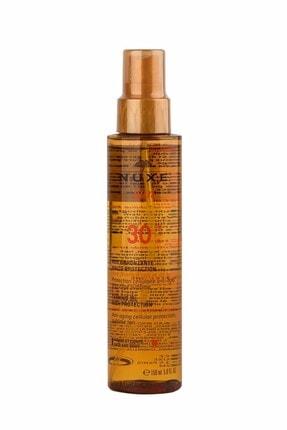 Nuxe Huile Bronzante Haute Protection Spf 30 150 ml