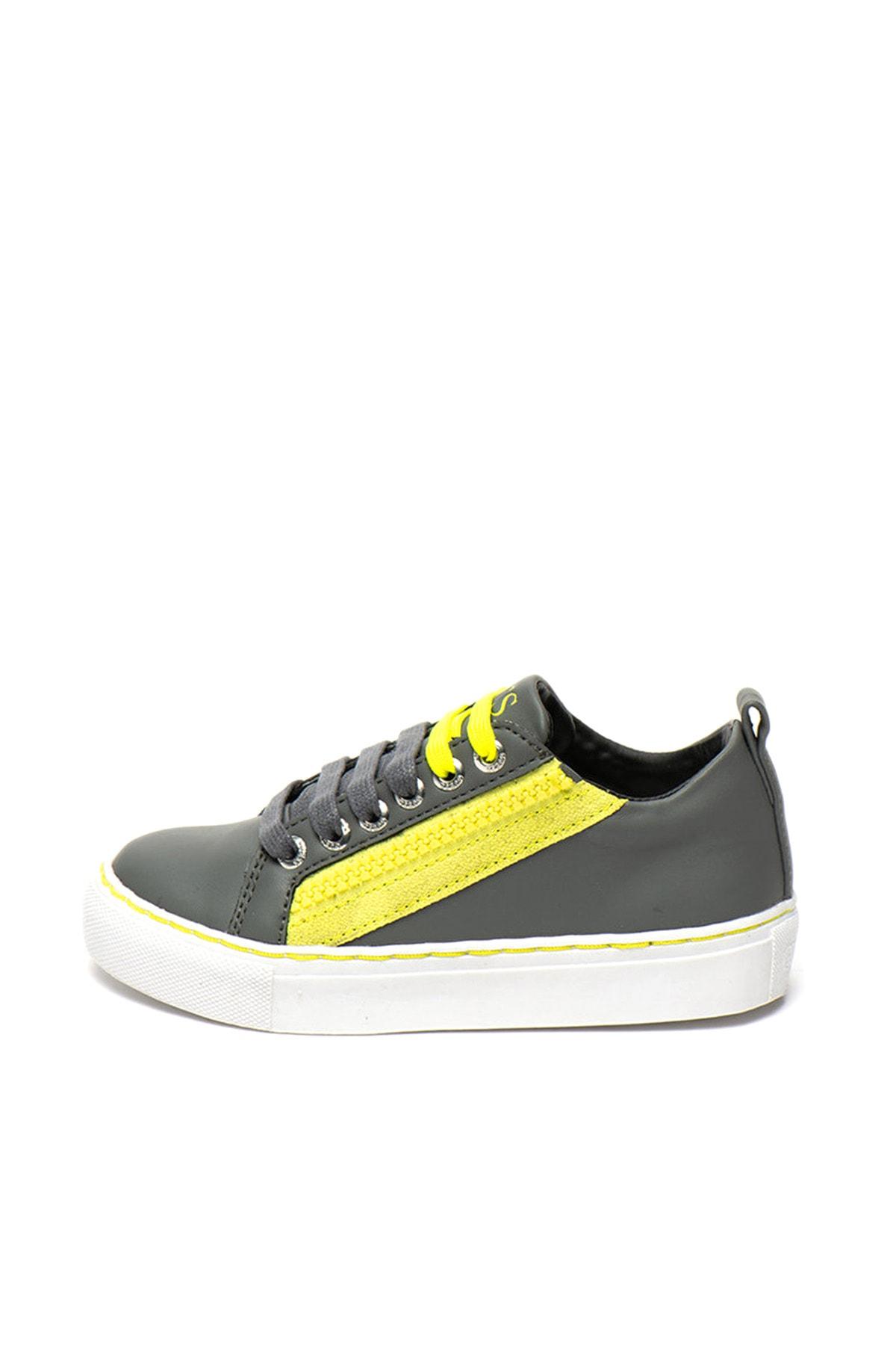 Guess Erkek Çocuk Sarı Ayakkabı 1