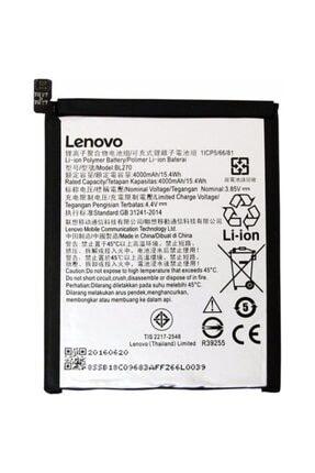 LENOVO K6 Note Batarya Pil