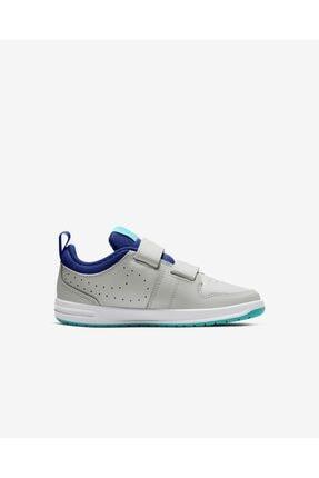 Nike Unisex Çocuk Gri Pico 5 (psv) Spor Ayakkabı Ar4161-003
