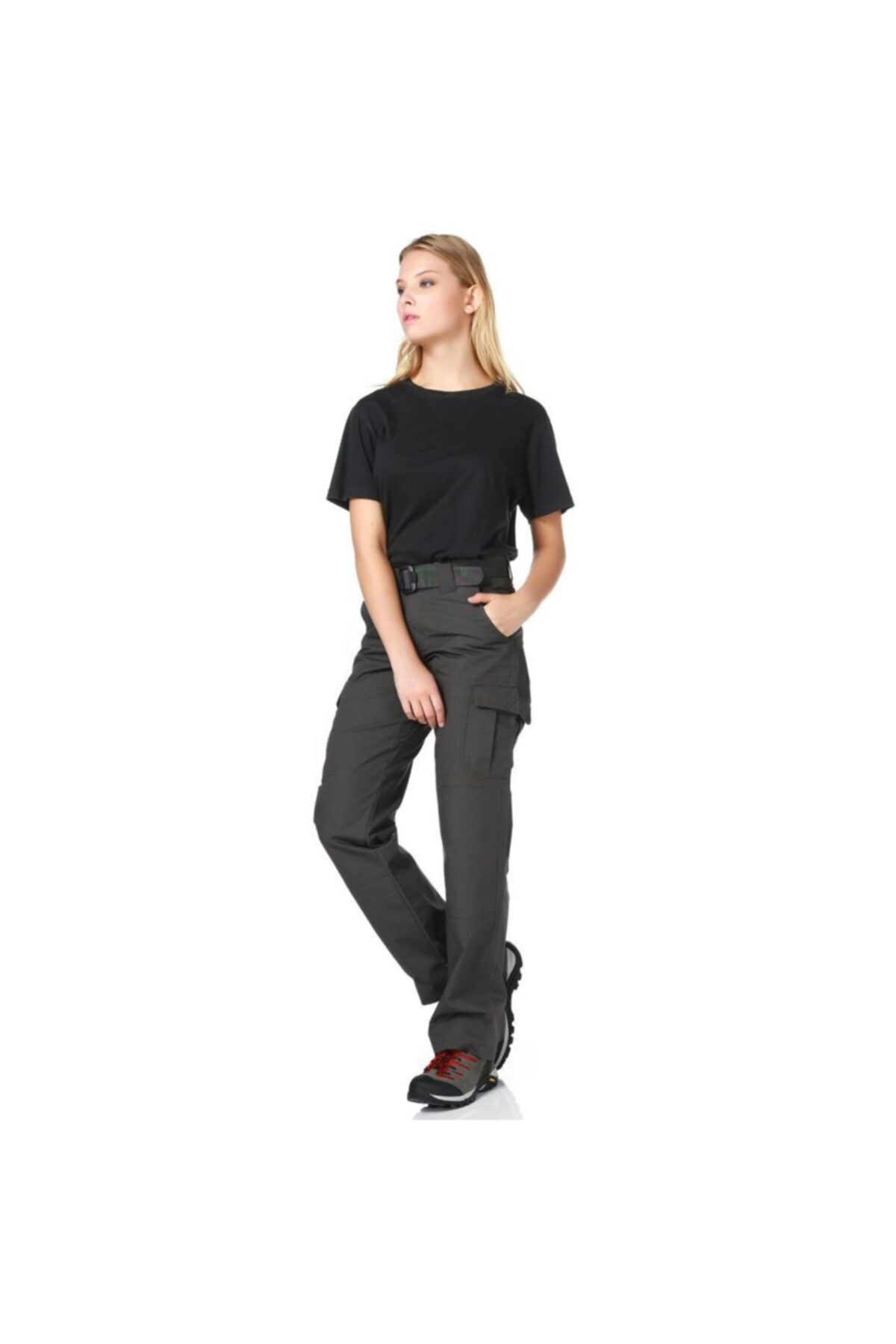 Evolite Goldrush Tactical Kadın Pantolon-Antarasit 1