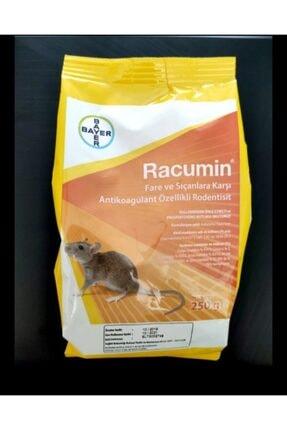 Bayer Racumin Buğday Fare Ve Sıçan Zehiri 250 Gram(zehirli Buğday)