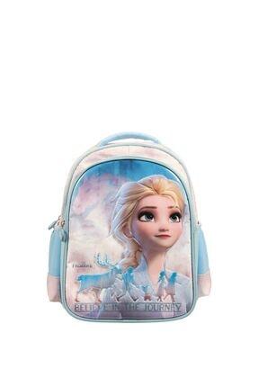 Frozen Kız Çocuk Loft Pink Journey Ilkokul Çantası 5141