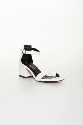 derithy -klasik Topuklu Ayakkabı-beyaz