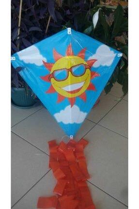 ONUR UÇURTMA Güneş Model Plastik Üçgen Uçurtma