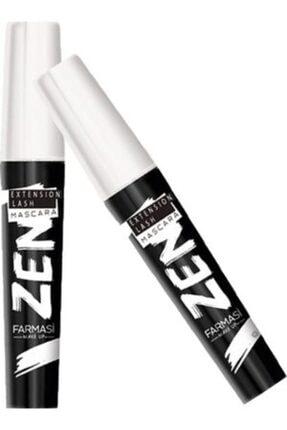 Farmasi Zen Maskara 2 Li Set 8 Ml