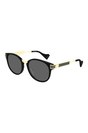 Gucci Gg0586sa 001 Oval Kadın Güneş Gözlüğü