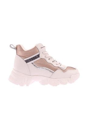 Guja 20k347 Kadın Kalın Taban Bağcıklı Sneaker Ayakkabı 20k