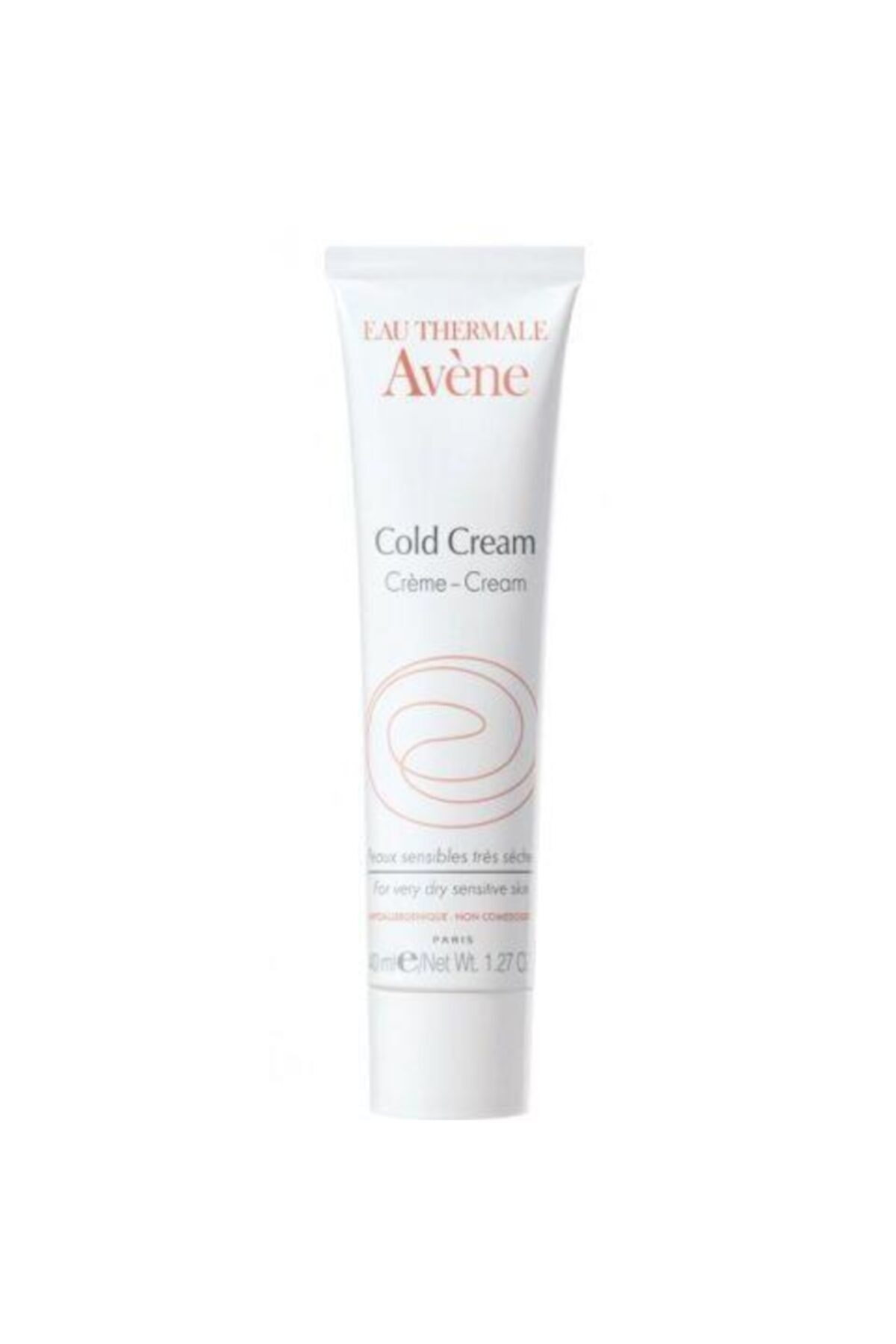 Avene Cold Cream - Kuru Ciltler Için Bakım Kremi 40ml 1
