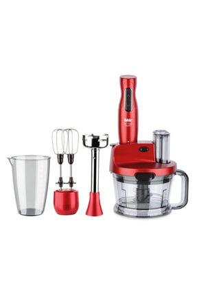Fakir Mr Chef Quadro Blender Set Rouge