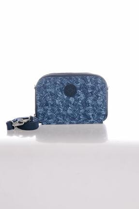 SMART BAGS Kadın Mavi/ Portföy Çanta Smb3038-0097