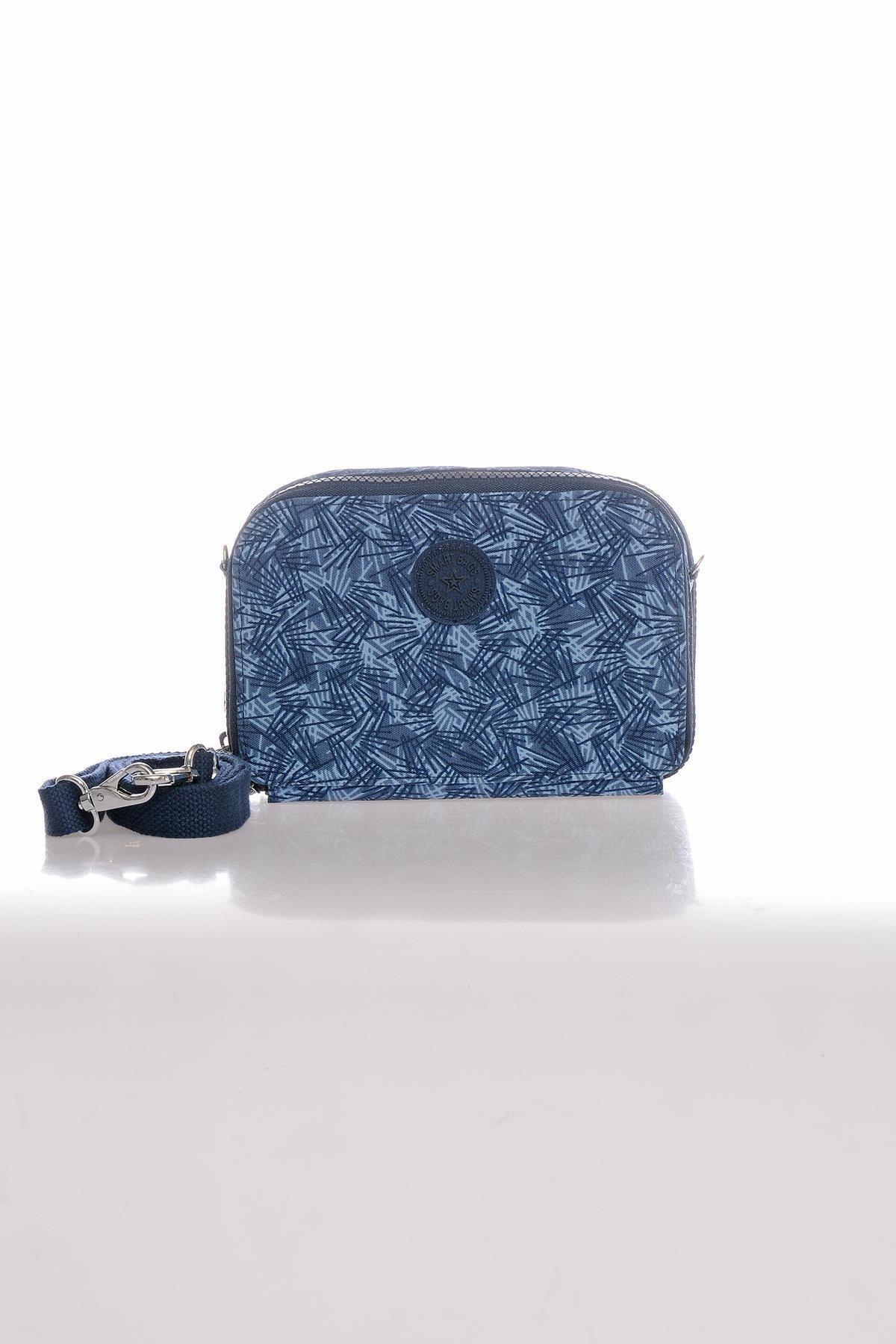 SMART BAGS Kadın Mavi/ Portföy Çanta Smb3038-0097 1
