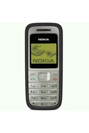 Nokia 1200 Tuşlu Cep Telefonu