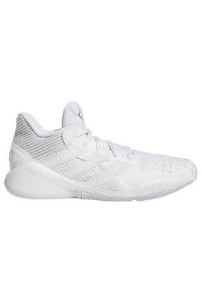 adidas Erkek Beyaz Harden Stepback Spor Ayakkabı