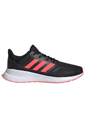 adidas Siyah Runfalcon (gs) Spor Ayakkabı