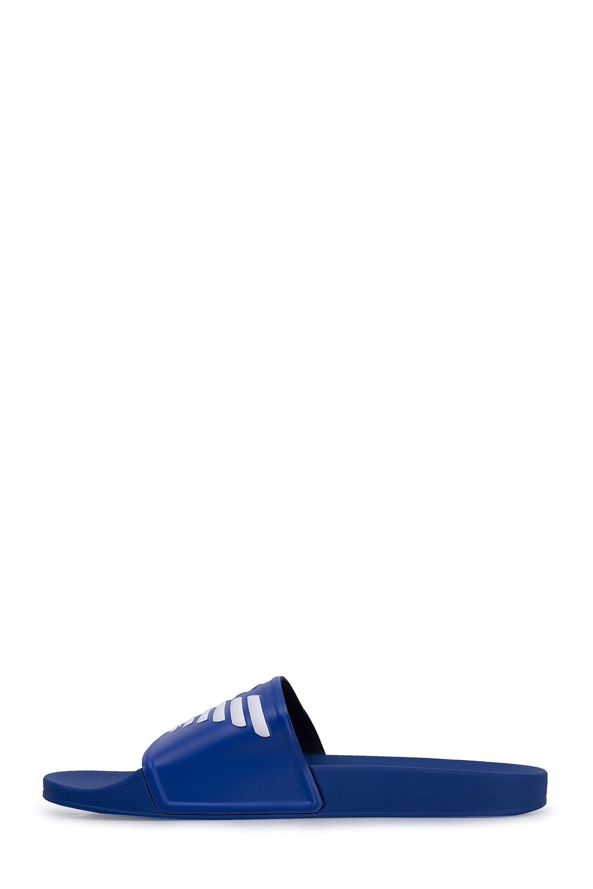 Emporio Armani Erkek Lacivert Terlik X4ps01 Xl828 M592 2
