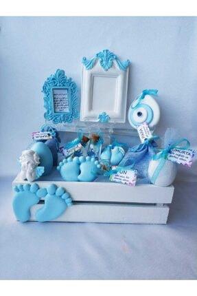 99 Bebek Mavi Bebek Kırk Uçurma Sepeti
