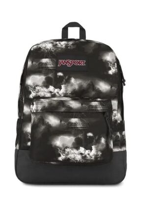 Jansport Black Label Superbreak Lıghtnıng Clouds T60g66c