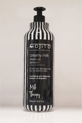 Mojito Kadın Creamy Milk Şampuan 1000 ml